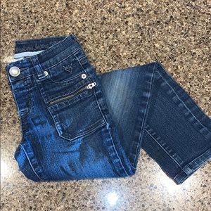 Size 8 Justice Jeans